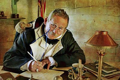Photograph - Colonel Leavenworth by Nikolyn McDonald