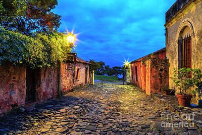 Photograph - Colonia Del Sacramento 02 by Bernardo Galmarini