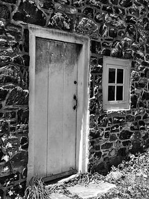 Photograph - Colonial Entry by Kathi Isserman