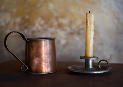Photograph - Colonial Era Necessities by Stephen Flint