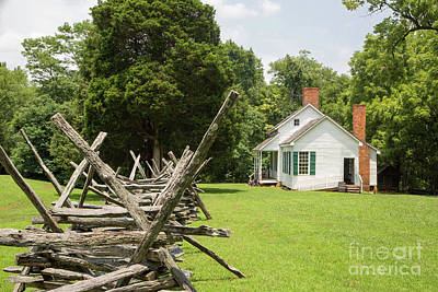 Photograph - Colonial Homestead by Kevin McCarthy
