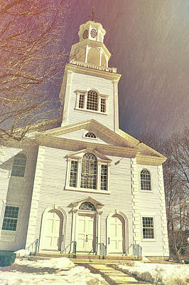 Photograph - Colonial Shrine by JAMART Photography