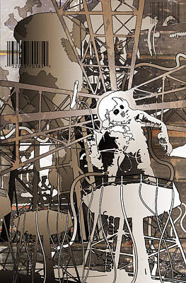 Digital Art - Colony by Jason Casteel