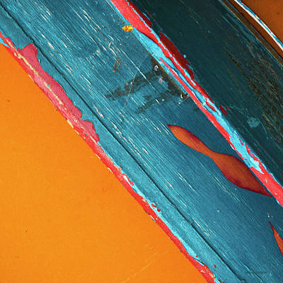 Photograph - Color Abstraction Lxii Sq by David Gordon