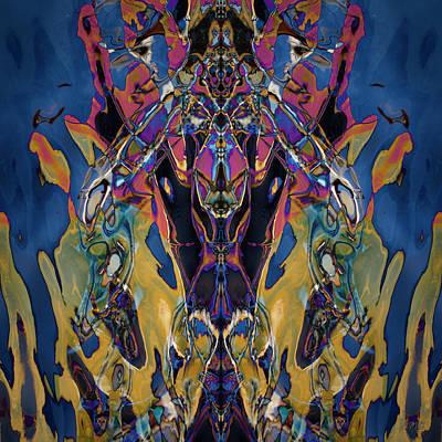 Photograph - Color Abstraction Xxi by David Gordon