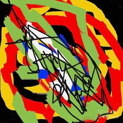 Eliso Digital Art - Color And Color by Eliso Silva