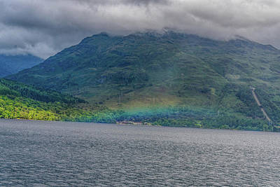 Photograph - Color And Loch Lomond by Elvis Vaughn