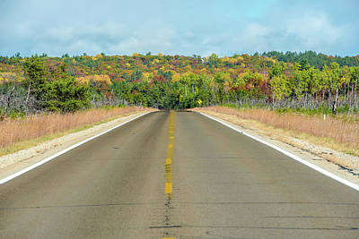 Photograph - Color At Roads End by Paul Johnson