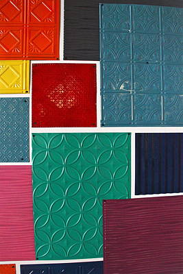 Photograph - Color Blocks 1 by Denise Mazzocco