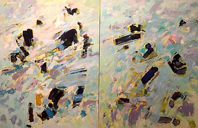 Color Cape May Vivaldi Art Print by Vladimir Vlahovic