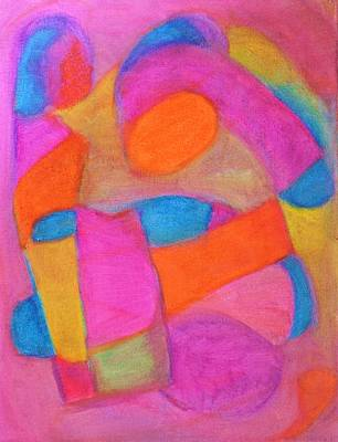 Color Chemistry Art Print by Marla McPherson