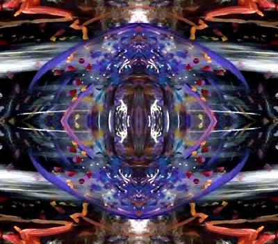 Digital Art - Color Eye by Michelle Audas
