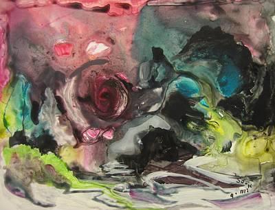 Color Fever 120 Art Print by Seon-Jeong Kim