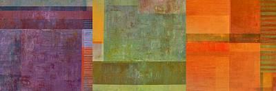 Painting - Color Flow 2.0 by Michelle Calkins