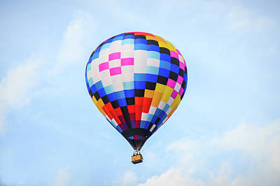 Photograph - Color Fly Over by Mary Timman