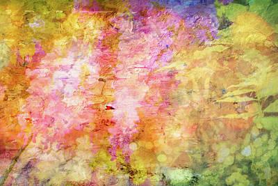 Digital Art - Color Me Spring by Melinda Dreyer