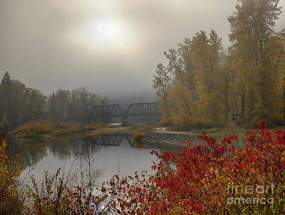 Photograph - Color On The Joe by Idaho Scenic Images Linda Lantzy