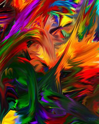 Color Reality B4 Art Print