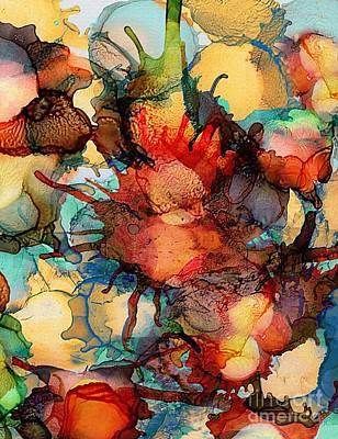Painting - Color Splash 2 by Klara Acel
