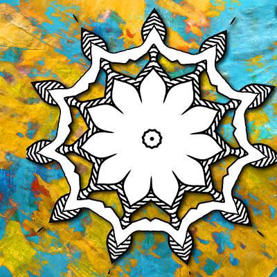 Color Splash Series Art Print