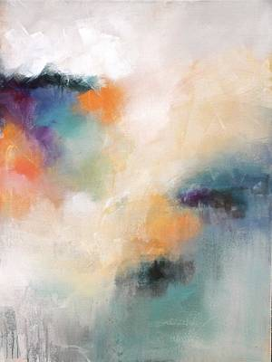 Multi Colored Painting - Color Story by Karen Hale