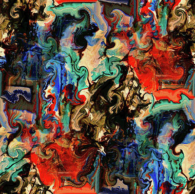 Painting - Color Symphony by Natalie Holland