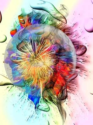 Digital Art - Color Universum By Nico Bielow by Nico Bielow