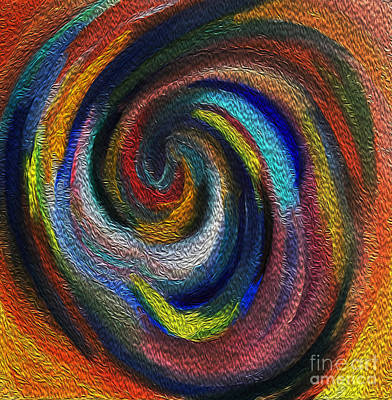 Painting - Vortex Of Passion by Dani Abbott