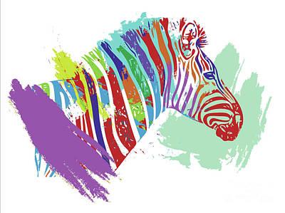Color Zebra Original