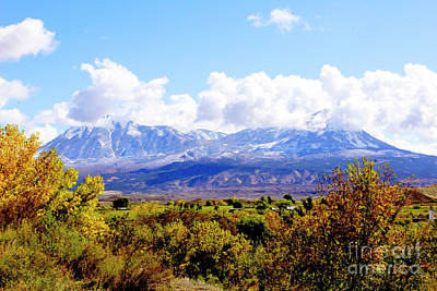Photograph - Colorado Autumn 2016 Lamborn And Landsend   by Dale E Jackson