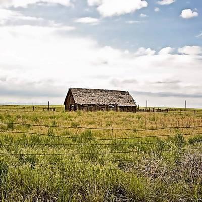Rural Scenes Photograph - Colorado Barn #denver #colorado #barn by Scott Pellegrin