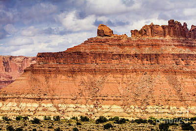 Photograph - Colorado Butte by Ben Graham