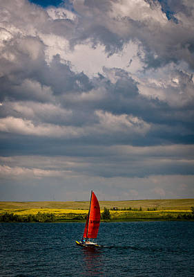 Photograph - Colorado Catamaran by Kevin Munro
