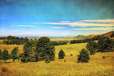 Photograph - Colorado Country 2 by Judy Vincent