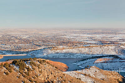 Photograph - Colorado Front Range And Plains by Marek Uliasz