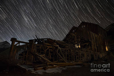 Photograph - Colorado Gold Mine by Keith Kapple