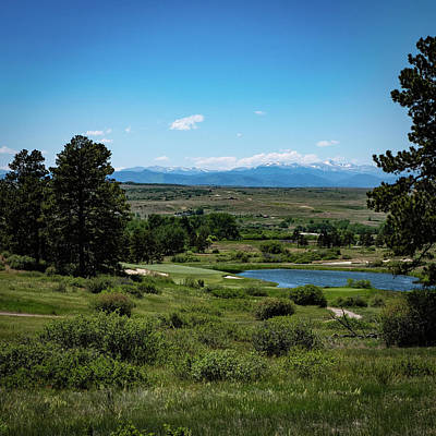 Photograph - Colorado Golf Club by Ron White