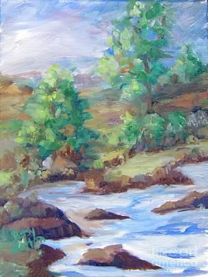 Painting - Colorado High by Patsy Walton
