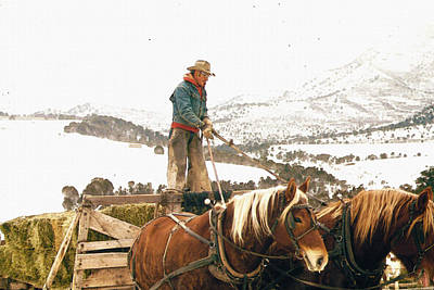 Colorado In The 1970s Original by Don Kuing