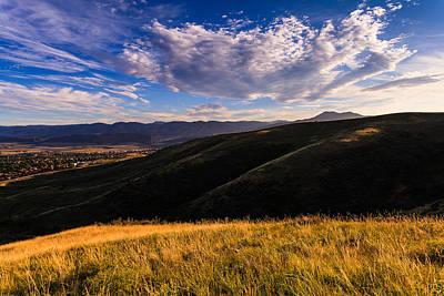Photograph - Colorado Landscape by Jonathan Gewirtz