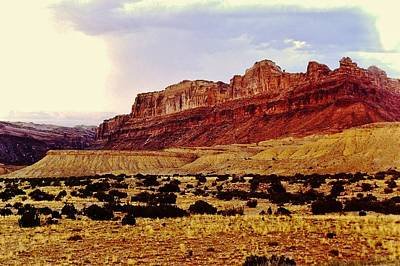 Photograph - Colorado Mesa by Christopher James