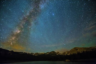 Photograph - Colorado Milky Way Kinda Night by James BO Insogna