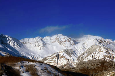 Photograph - Colorado Mountain Beauty by L O C