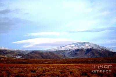 Colorado Mountain Vista Art Print