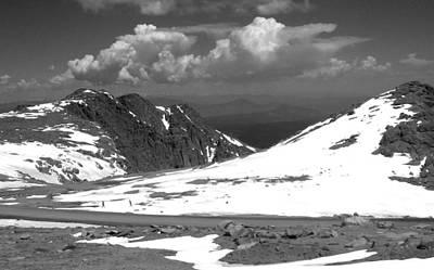 Photograph - Colorado Mountians 1 by Anita Burgermeister