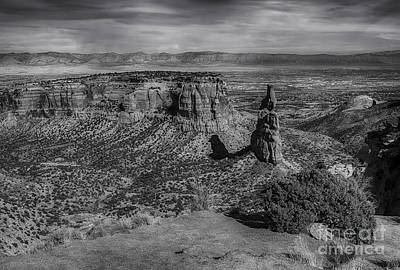 Photograph - Colorado National Monument by Bitter Buffalo Photography