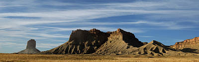 Photograph - Colorado Panorama II by Dave Gordon