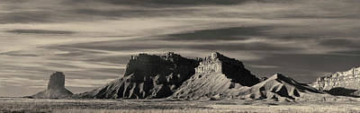 Photograph - Colorado Panorama II Toned by David Gordon