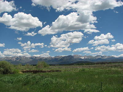 Photograph - Colorado Ranch by April Camenisch