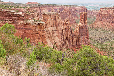 Photograph - Colorado Red Rock Country by James BO Insogna